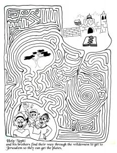 Nephi Maze 1