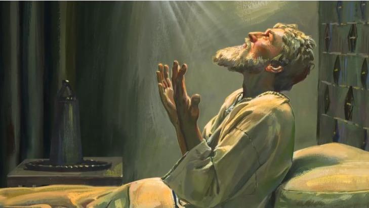 Lehi Praises God
